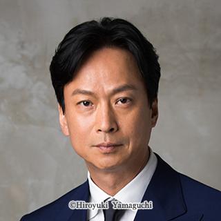 人事部部長の黒川森雄役の椎名桔平さん