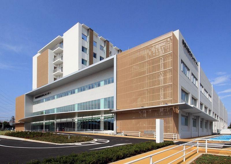 桜が入院している病院となる神奈川県立がんセンター