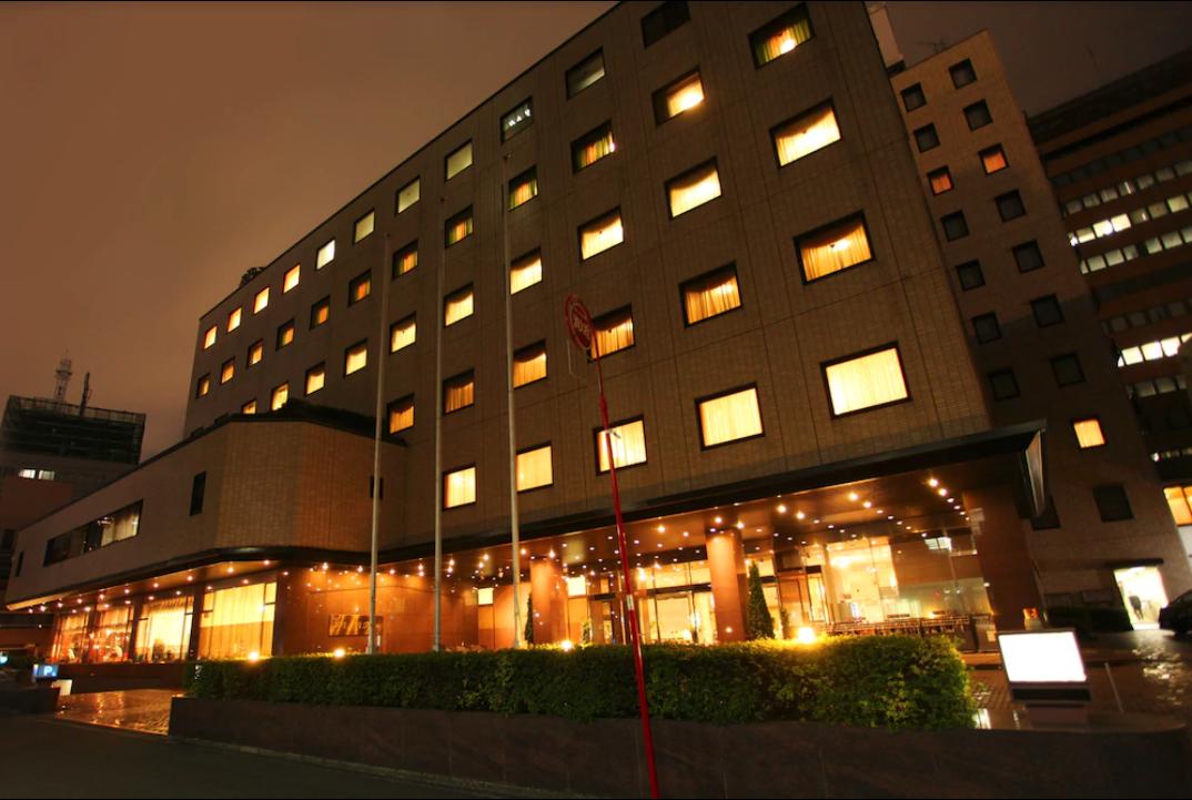 ホテル メルパルク東京