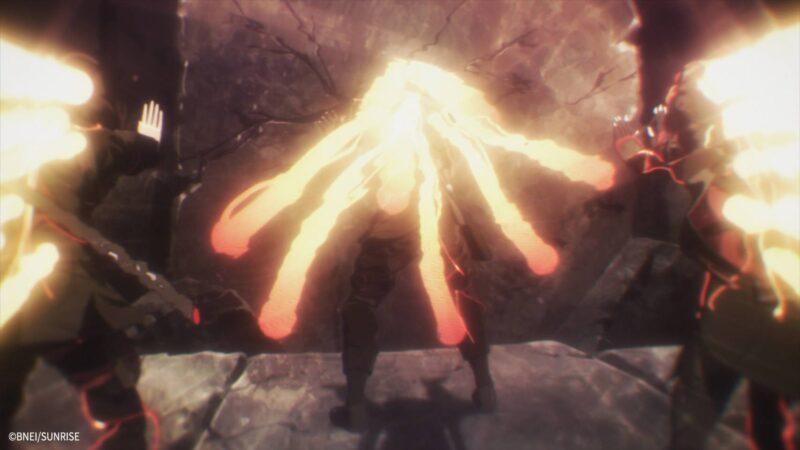 SCARLET NEXUSーアニメ2話ー5