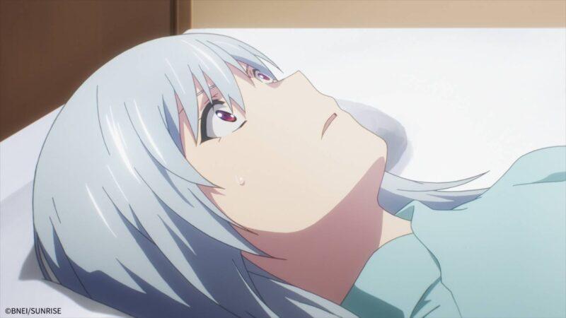 SCARLET NEXUSーアニメ2話ー2