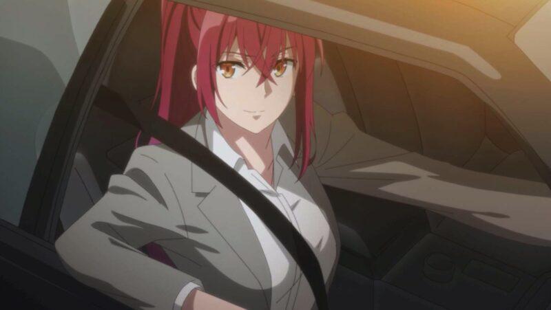 探偵はもう、死んでいるーアニメ2話ー3